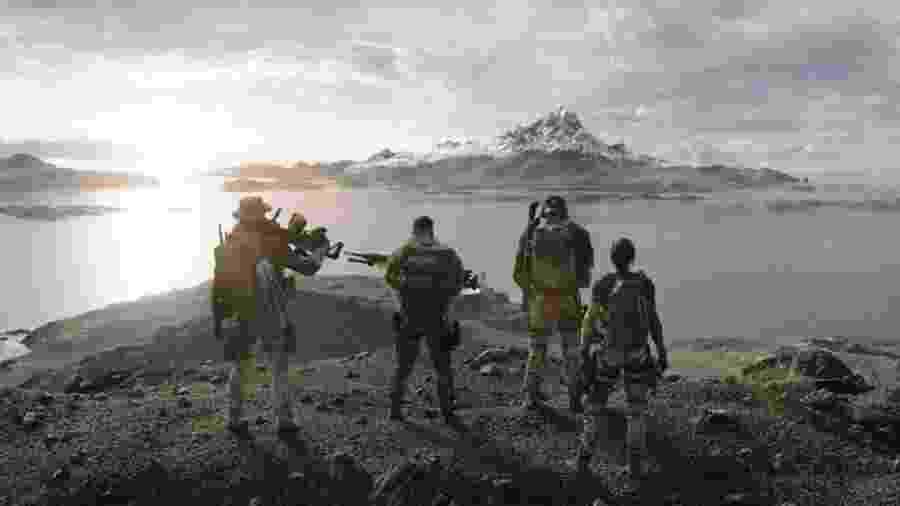 """""""Ghost Recon: Breakpoint"""" leva os agentes a uma ilha no Oceano Pacífico - Divulgação"""