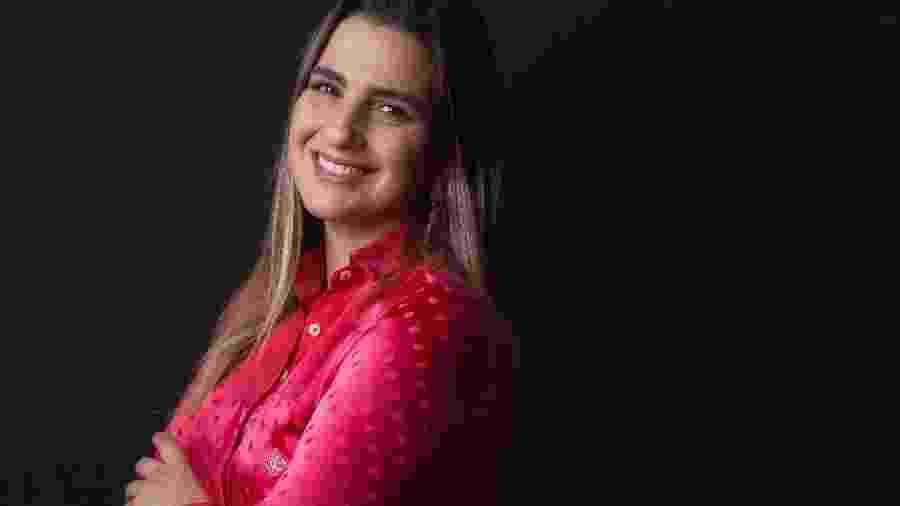 Clarissa Garotinho (Pros) é candidata à Prefeitura do Rio de Janeiro - Diego Bresani/UOL