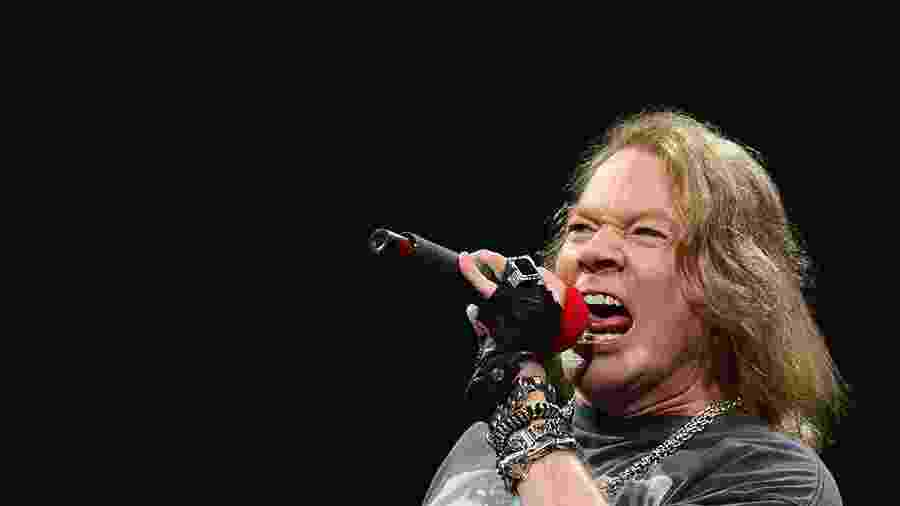 Axl Rose  - Getty Images