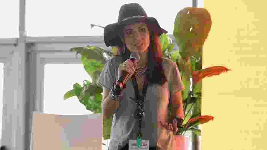 Roberta Medina, vice-presidente do Rock in Rio - Roberto Filho/Brazil News