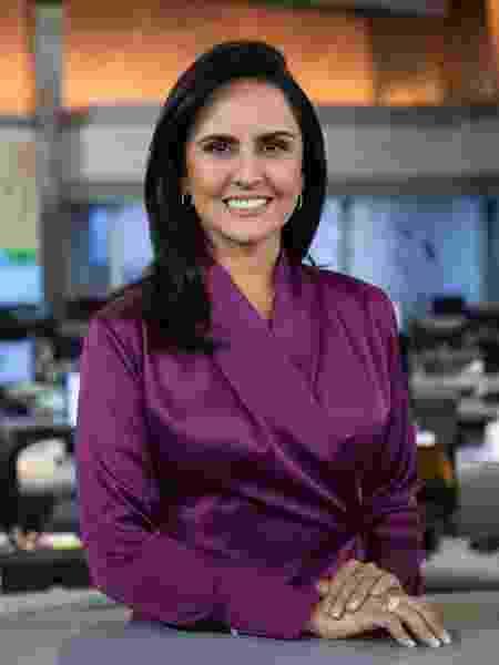 Carla Cecato - Edú Moraes/RecordTV - Edú Moraes/RecordTV