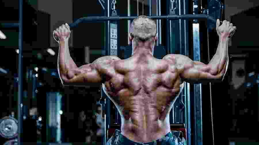 Substâncias anabolizantes que facilitam o ganho muscular trazem diversos problemas à saúde - iStock