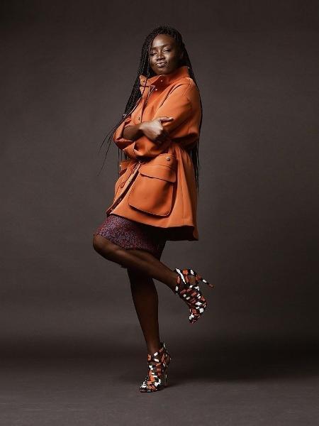 A estilista senegalesa Sarah Diouf - Reprodução/Instagram/dioufsarah