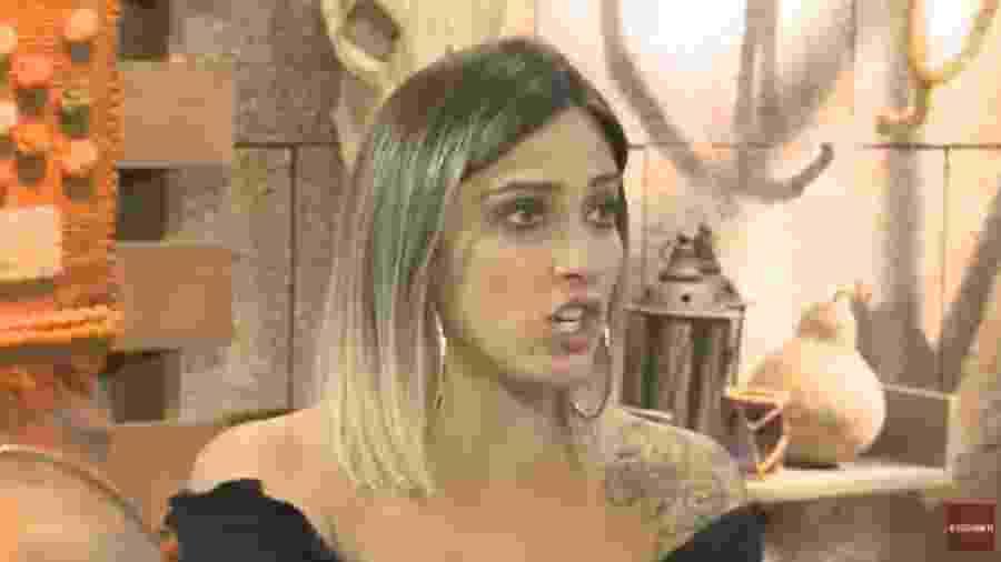 Tati Dias é a protagonista da Fazenda 11 - Reprodução