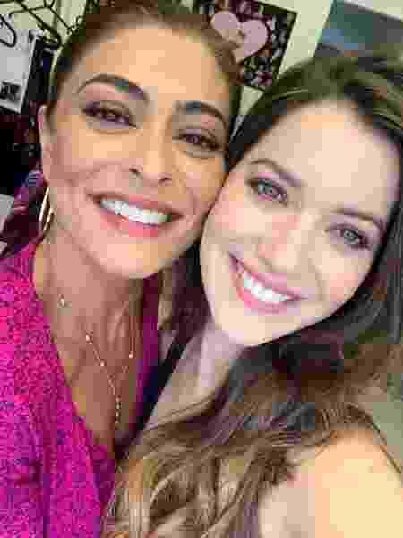 Juliana Paes e Nathalia Dill - Reprodução/Instagram