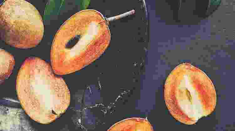 sapoti frutas exóticas - iStock - iStock