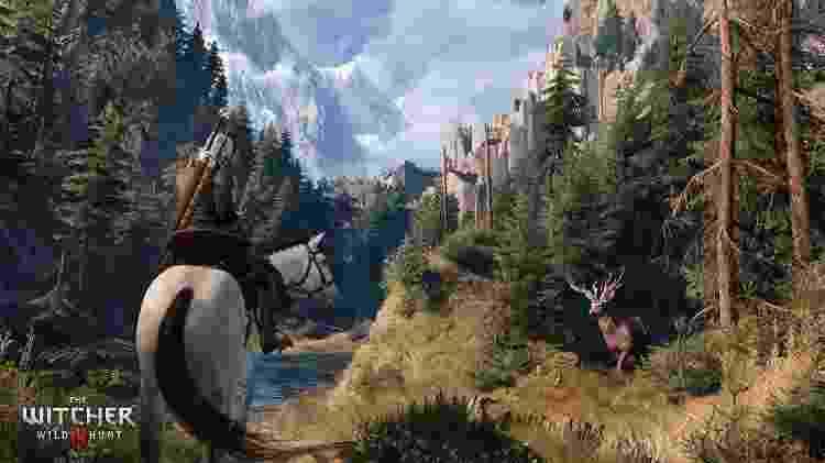 The Witcher 3 Review 1 - Divulgação - Divulgação