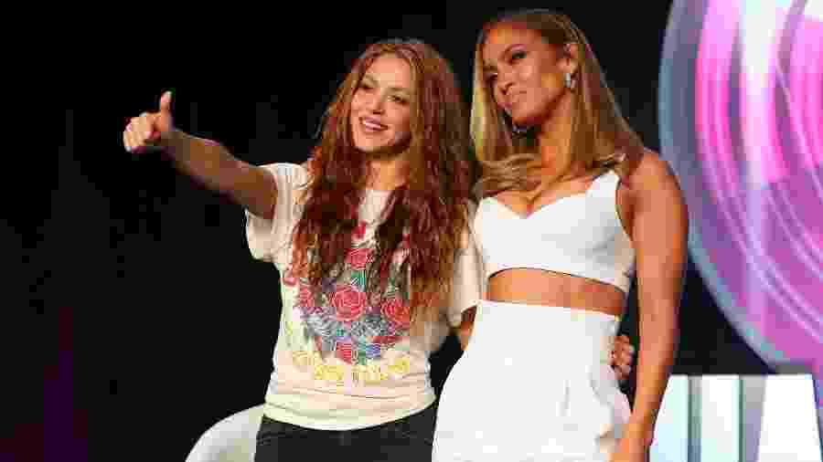 Super Bowl LIV: Shakira e Jennifer Lopez são a atração do show do intervalo - Getty Images