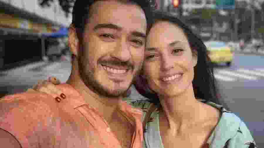 Marcos Veras e Rosanne Mulholland  - Reprodução / Instagram