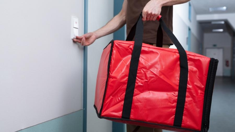 Golpe do delivery cresce durante a pandemia - Getty Images/iStockphoto