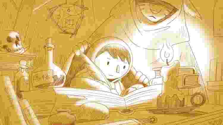 Sutileza e simplicidade formam a aura que abraça o jogador logo no início da gameplay - Reprodução