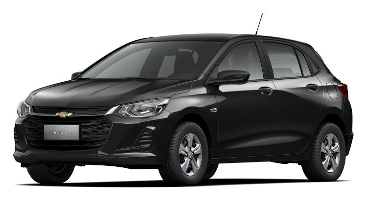 Chevrolet Onix MT 2020 - Divulgação - Divulgação