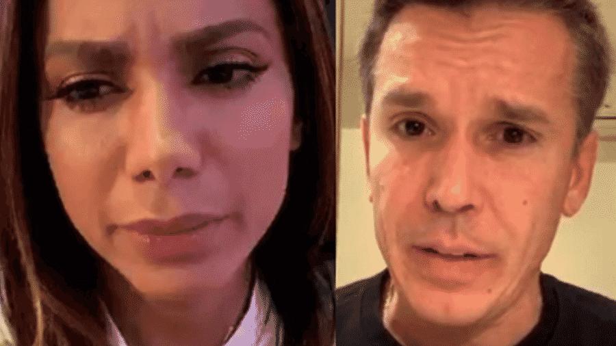 Anitta e o deputado federal Felipe Carreras (PSB-PE) - Reprodução/Instagram
