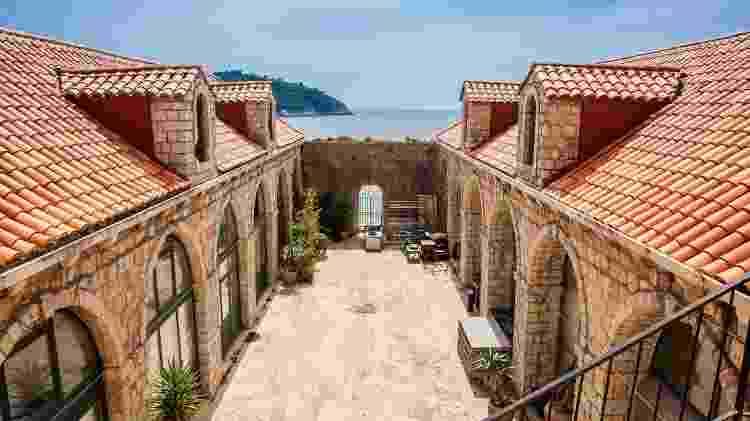 O lazzaretto histórico de Dubrovnik construído em 1642 - Getty Images