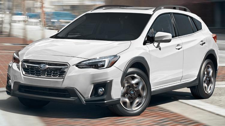 Subaru XV 2020 - Divulgação - Divulgação