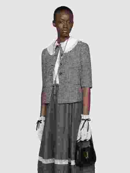 Campanha para a coleção outono/inverno da Gucci - Reprodução/Gucci - Reprodução/Gucci
