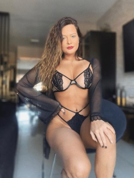 Geisy Arruda critica 'censura' a postagem apagada no Instagram: 'Hipocrisia'