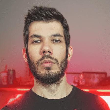 youtuber e streamer MaxMRM - Reprodução/Twitter - Reprodução/Twitter