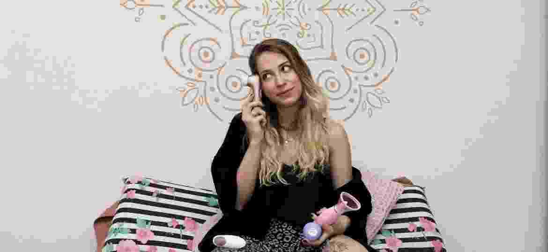 Testei quatro sugadores e te conto qual é o melhor - Gabriela Cais Burdmann / UOL