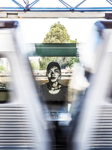 Sindicato de metroviários pede, entre outras reivindicações, a vacinação contra covid-19 de trabalhadores do transporte público - Alberto Rocha/Folhapress