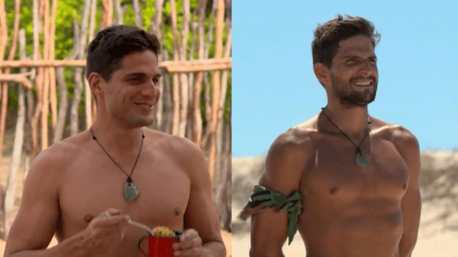 """André Martinelli está na final do """"No Limite"""" - Reprodução/TV Globo"""