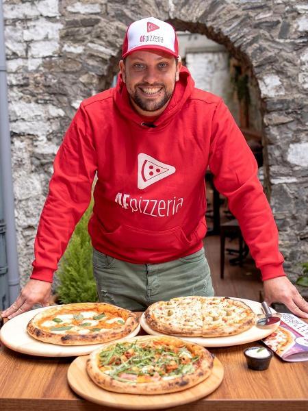 Com fome de negócios, Francisco quer expandir negócios com cara de Brasil na Irlanda - Divulgação