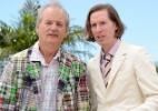 Bill Murray e Wes Anderson voltarão a se encontrar em animação stop-motion - Alberto Pizzoli/AFP