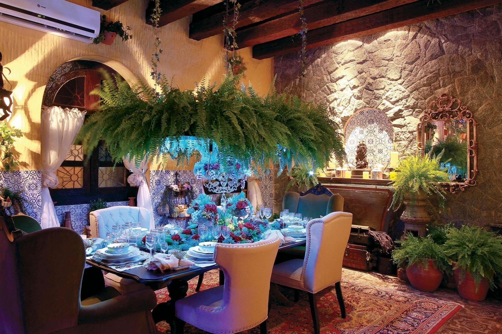 Salas de jantar ideias para decorar o ambiente bol for Como decorar c