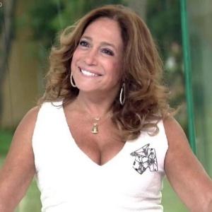 Susana dá pitacos sobre a seleção brasileira - Reprodução/TV Globo