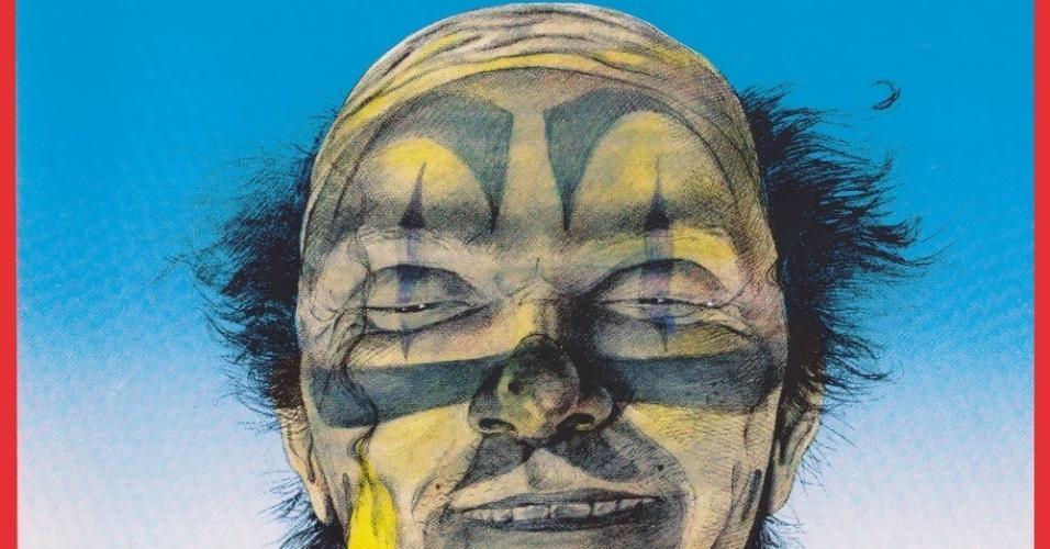 Capa de Mr. Bungle (1991)