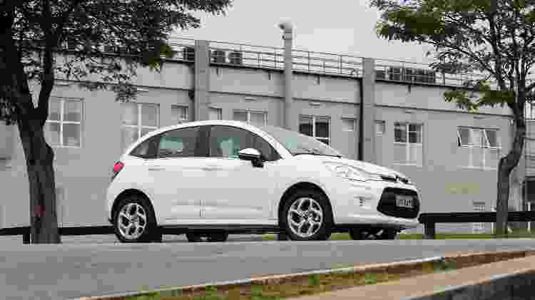 Citroën C3 Seis Marchas - Murilo Góes/UOL - Murilo Góes/UOL