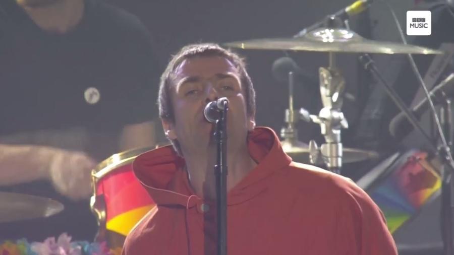 """Liam Gallagher também foi uma das atrações do """"One Love Manchester"""" - Reprodução"""