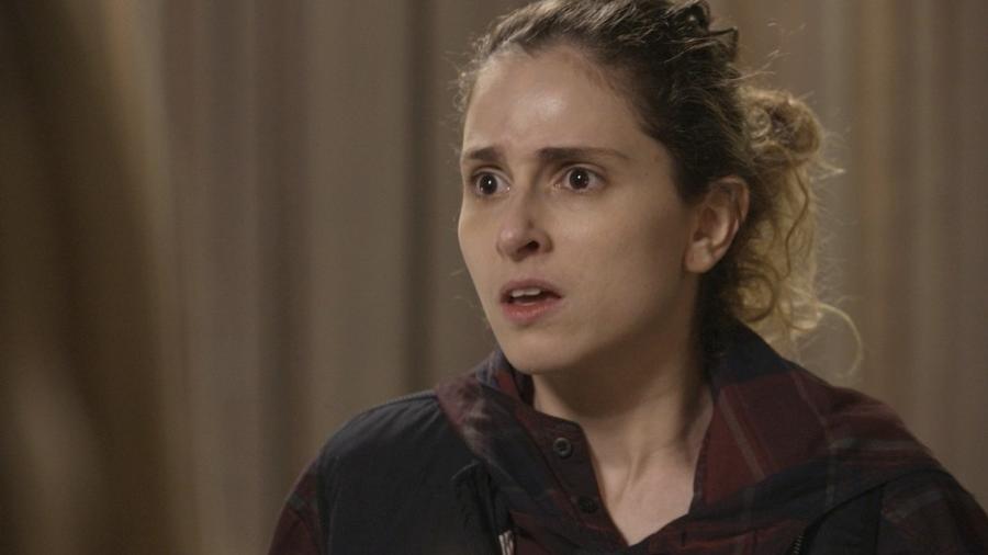 Ivana (Carol Duarte) conta para a família que é um homem transgênero - Reprodução/GShow/A Força do Querer