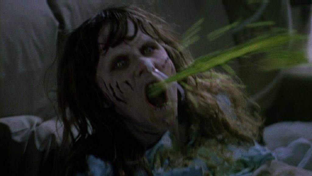 Eca! As cenas mais grotescas de vômitos em filmes - BOL Fotos ...