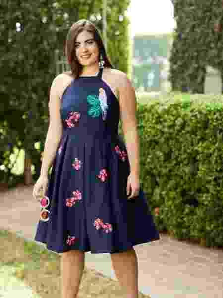 As roupas da marca de Reese Witherspoon agora também servem para mulheres plus size - Draper James/Divulgação - Draper James/Divulgação