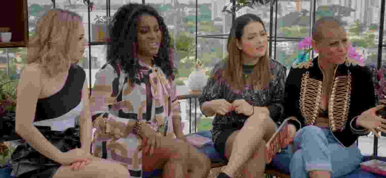 """O Rouge conversa no programa Vai Fernandinha"""" - Reprodução"""