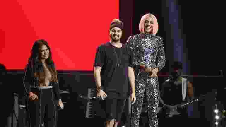 Simone, Luan Santana e Pabllo Vittar lançam música juntos - Deividi Correa / AgNews - Deividi Correa / AgNews