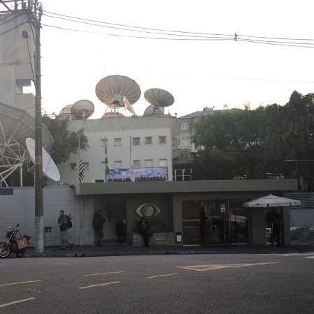 A sede da Band, em São Paulo - UOL