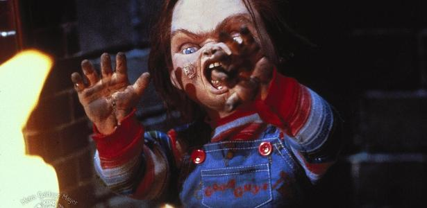 """Cena do filme """"Brinquedo Assassino"""", de 1988"""