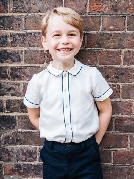Príncipe George - Reprodução/Instagram