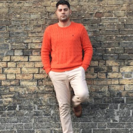 Evaristo Costa mostra visual sem barba - Reprodução/Instagram