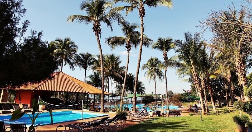 Hotel Fazenda Foz do Marinheiro, em Cardoso (SP)