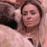 Paula fala sobre reação de Hana em conversa com Diego - Reprodução/Globoplay