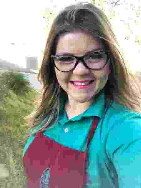 Letícia Pontes enfrentou dificuldade durante a maternidade, mas investiu em um padaria drive-thru e faturou primeiro milhão - Arquivo pessoal