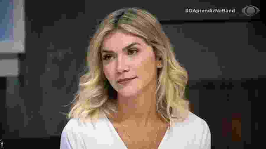 """Jessica Belcost é a primeira eliminada de """"O Aprendiz"""": """"Foram injustos"""" - Reprodução/TV Bandeirantes"""