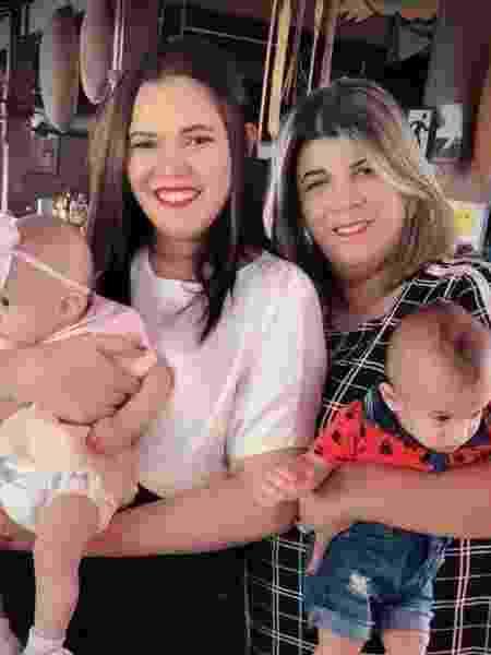 Isabella Borges de Oliveira foi morta pelo ex-companheiro em frente aos filhos - Arquivo pessoal