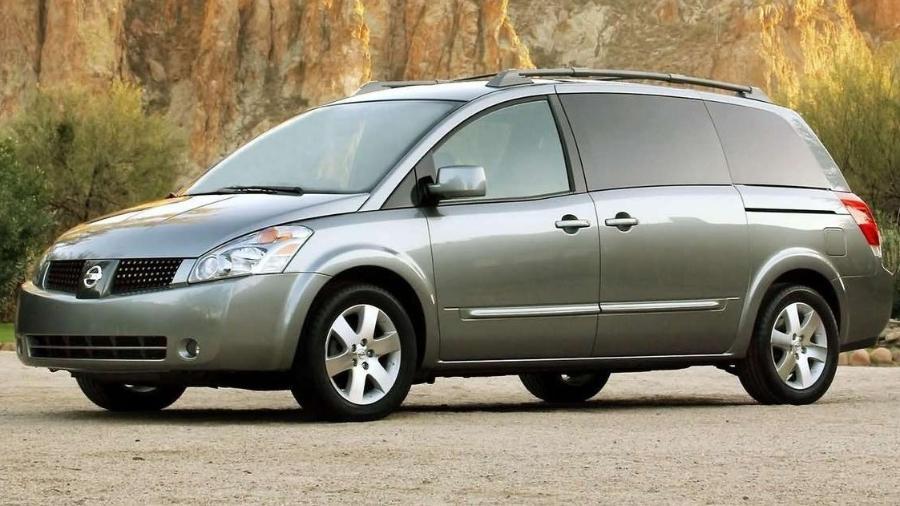 Nissan Quest - Divulgação