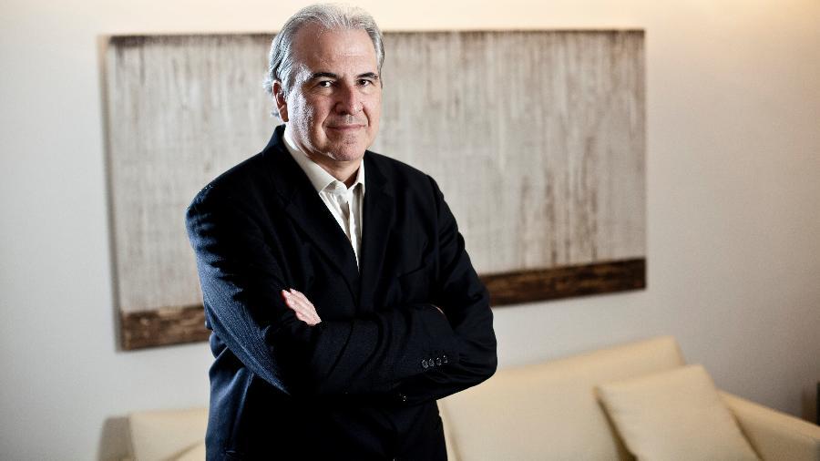 Rubens Menin é outros três empresários já injetaram R$ 400 milhões no departamento de futebol do Galo - Nitro Imagens