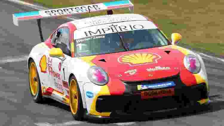 Porsche GT3 Cup Challenge - Divulgação - Divulgação