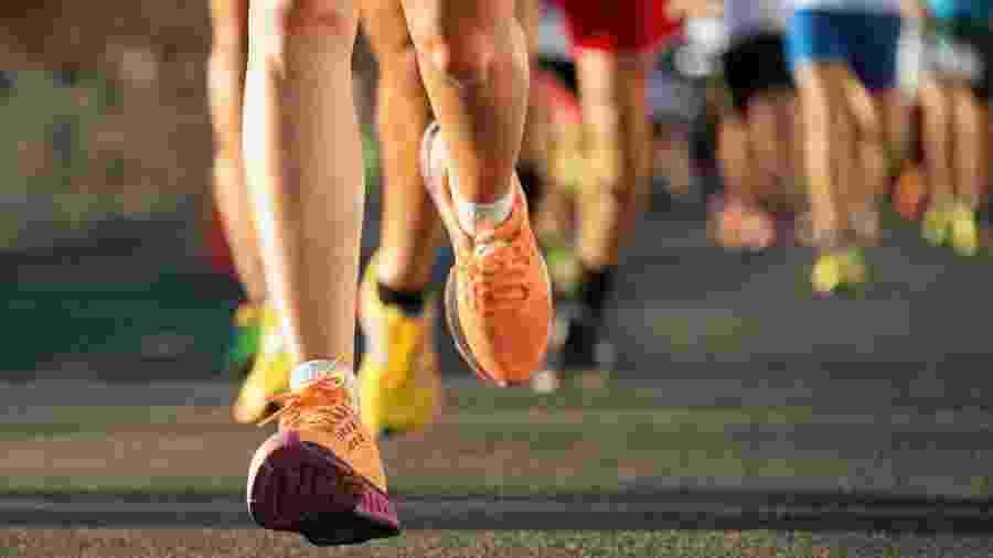 Maratona não contará com corredores amadores; competição atraía milhares de participantes - Getty Images